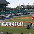 Opening day introductions